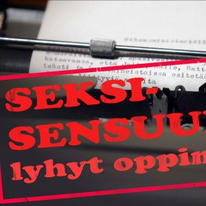 Seksi-Sensuurin lyhyt oppimäärä