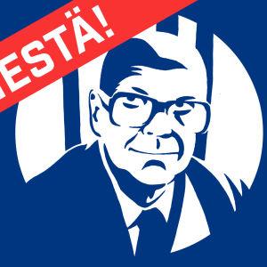 Suuri suomalainen kansallisäänestys. Äänestä!