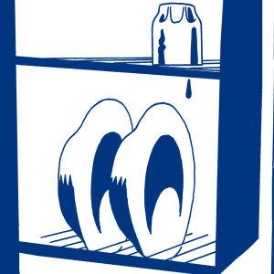 Suuri suomalainen kansallisäänestys: astiankuivauskaappi