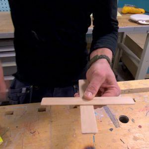 Bumerangen är en enkel konstruktion