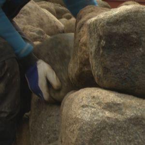 Varje sten skall passas in