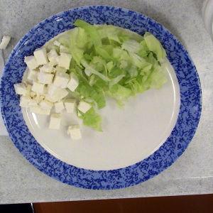 Fetaa ja salaattia, Karjaan yläaste