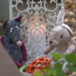 Leluja eläinten hautausmaalla