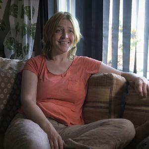 Socionom Harriet Rautanen