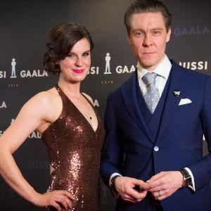 Olga ja Tuukka Temonen