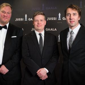 Tuomas Seppänen ja Timo Anttila