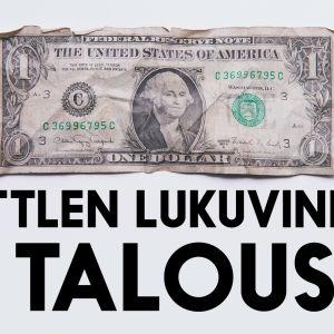 Dollarin kuva ja teksti Battlen lukuvinkki: talous