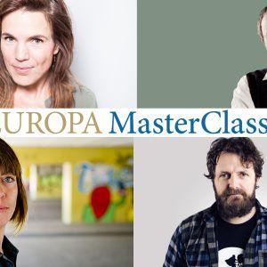 Prix Europa Masterclass in Helsinki.
