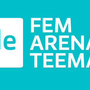 Logotyp över Yle Fem Yle Teema och Yle Arenan