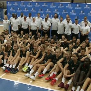 Basketball Without Borders Finland