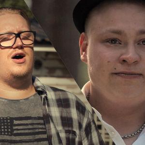 Arttu Wiskari esittää Mökkitien Henrylle SuomiLOVEssa.