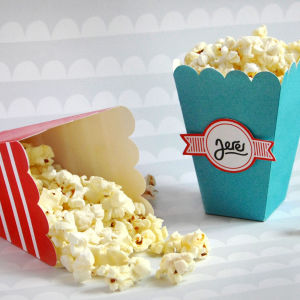 Pikku Kakkosen popcornaskit
