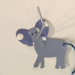 Askarrellaan: Millan norsu