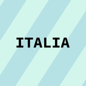 Navigaatiokuva aineelle Italia.