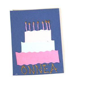 Askarrellaan: Aino-Emilian kakku