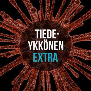 Tiedeykkönen Extra mainoskuva Biologia podcastille.
