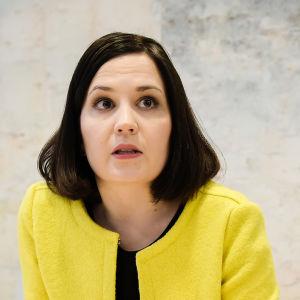 Opetusministeri Sanni Grahn-Laasonen