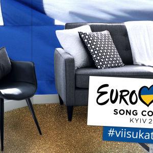 Vuoden 2017 Euroviisujen viisukatsomo