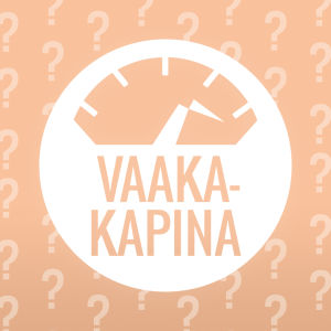Mikä Vaakakapina on? Kuvassa Vaakakapinan logo.