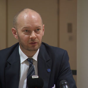 Sampo Terho förespråkar en EU-folkomröstning i sinom tid.