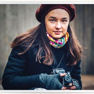 Olivia_17-pelin päähenkilö Olivia