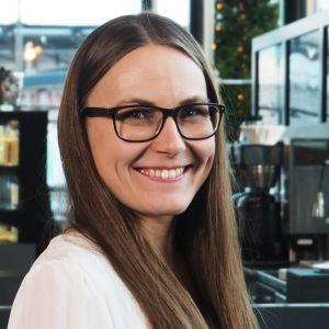 Sopraano Minna-Leena Lahti.
