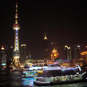 Shanghain iltavalot