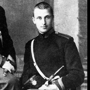 Carl Gustaf Mannerheim nuorena