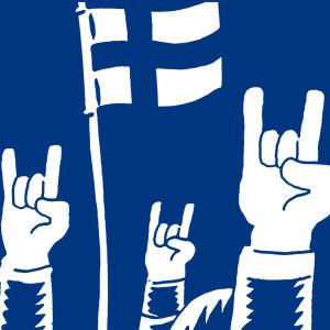 Suuri suomalainen kansallisäänestys: metallimusiikki