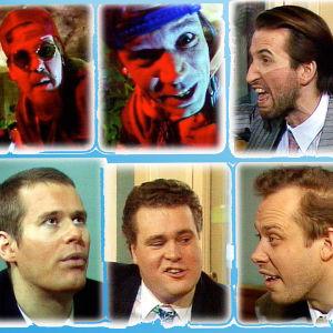 Personerna kring Morjens, 1999