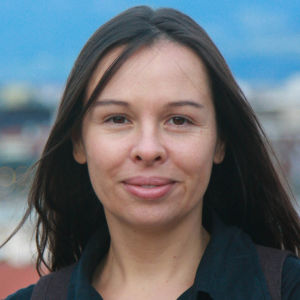 Tatjana Schnell Innsbruckin yliopistosta