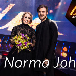 UMK17-voittaja Norma John