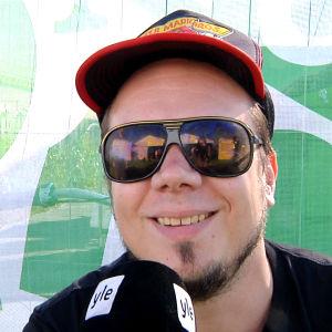 Tuomo Flow Festivalilla 2014