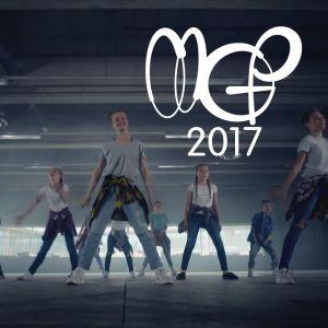 MGP-musikvideo med dansarna