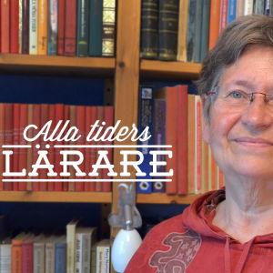 Märta Uggla är en pensionerad modersmålslärare med passion för berättandet.