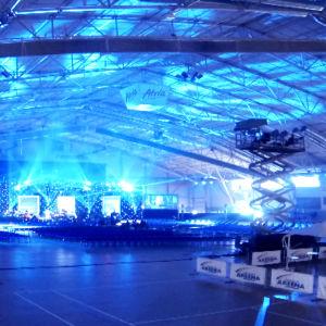 Tangomarkkinat 2014 kilpa-areena