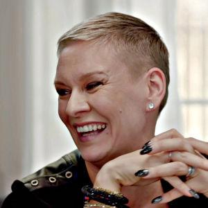 Heidi Sohlberg Jenny+ -ohjelman brunssilla