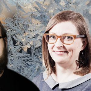 Pietari Kylmälä ja Kaisa Pulakka