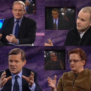 Digi-tv-keskustelu A-talkissa 2001