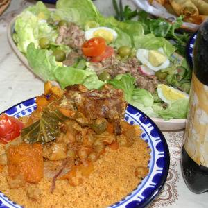 Couscous-ateria