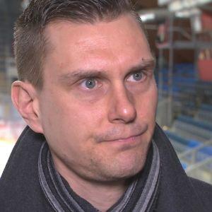 Markus Jämsä är sportchef i Vasa Sport.
