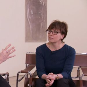 Pia-Maria Lehtola samtalar med konstnären Susanne Gottberg om glasets symboliska betydelse