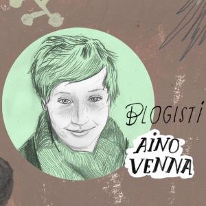 Boligisti Aino Venna ohjelmassa Parasta aikaa