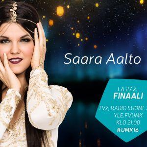 Uuden Musiikin Kilpailu 2016, Saara Aalto