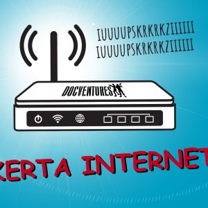 Modeemi ja teksti: eka kerta internetissä