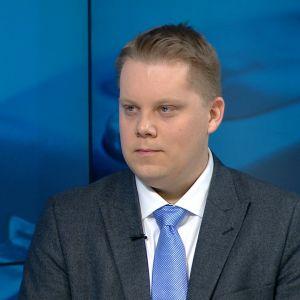 Johtaja Petri Murto, SKAL