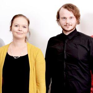 Kim Hirschovits, Vilja Päätalo, Antti Pärnänen, Heikki Soini