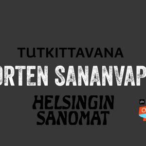 Tekstiä Tapaus HS ja nuorten sananvapaus