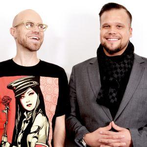 Heikki Soini ja Ismo Salminen