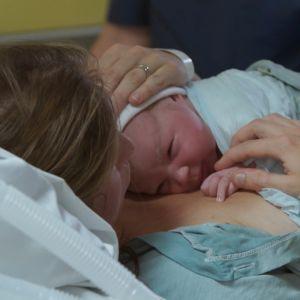 Jenni sai neljännen lapsensa 20.9. Tampereella.